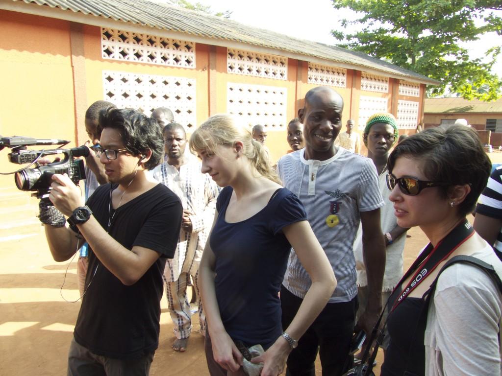 Benin team 1